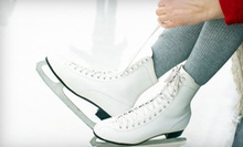 $12 for Public Skate Admission and Skate Rental at Lloyd Center Ice Rink