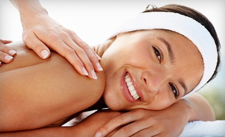 $45 for a 60-Minute 2 Modalities Massage  at Villager Hair Salon and Spa