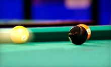 $12 for $20 at Clicks Billiards
