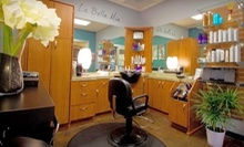 $50 for $100 Worth of Any Salon Services at La Bella Mia