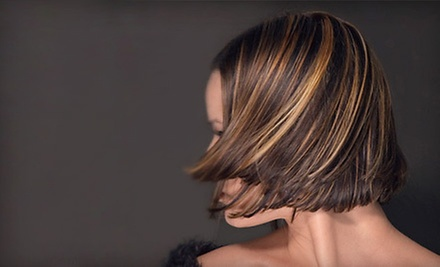 $70 for Full Highlights & Haircut at Erica Davis Salon & Spa