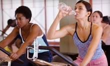 $5 for a 7 a.m. Crush Fit Course at Club Fitness Addiction