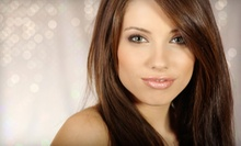$27 for Haircut with Antonella or Sam  at Rapunzel's Salon &amp; Day Spa