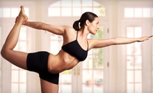 $10 for a 9:30 a.m 65 Minute Hot Hatha Class  at Hot Yoga of Mill Creek