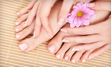 $14 for a Taste of Diva Manicure with Hand Paraffin Wax Add-On at Diva Nail Lounge