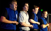 $7 for a Ticket to The Blue Show at 10:00pm at ComedySportz - DC