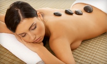 $49 for a Swedish Massage w/ Aromatherapy, Hot Stone, or Salt Scrub at Shamrock Day Spa
