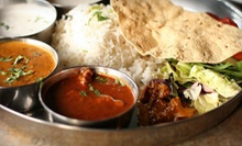 $10 for Food and Drinks at Indian Chillies