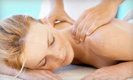 $56 for a One-Hour Therapeutic Massage at Essential Body Works Day Spa