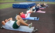 $15 for a 9:00AM Bootcamp Class at Body Mechanics Austin