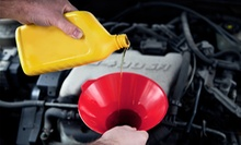 $20 for an Oil Change Package at AutoBan