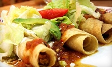 $2 for $4 at Casa del Sol Mexican Restaurant