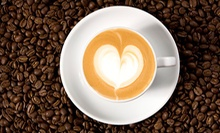 $4 for 2 Small Cappuccinos at Java Jean Bar
