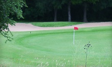 $59 for 18 Holes of Golf, Cart Rental & Range Balls for Four at Cross Timbers Golf Course