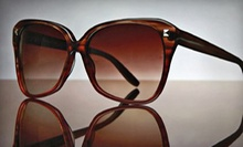 $40 for Designer Sunglasses and Eyeglasses (Up to an $80 Value) at Lux Eyewear