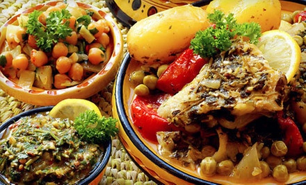 $10 for $15 Worth of Food & Drink at Queen of Sheba Ethiopian Restaurant