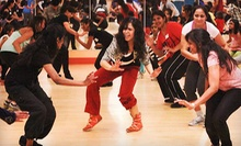 $8 for a Drop-In Cardio Bollywood Class at 6:30 p.m. at Dance Identity
