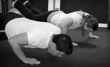 $10 for 5:30pm 1-Hour Drop-in Push High Octane Class at Push Gym