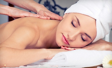 $50 for a 60-Minute Deep Tissue Massage with Reflexology at Whole Health Wellness Center &amp; MedSpa