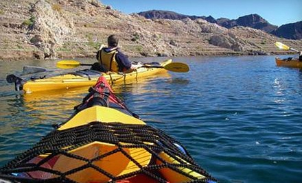 $65 for 3-Hour Guided Kayak Tour for Two People at 9:30 a.m. at All Points of Sail Sailing School