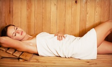 $15 for a 30 Minute Infrared Sauna Session at A Better You
