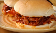 $10 for $20 Worth of BBQ Fare at Texas Best Smokehouse