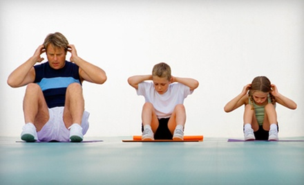 $15 for a Kids Athletic Conditioning Class at 4:30 p.m. at Truth Fitness and Health
