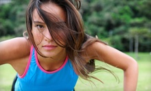 $7 for a 6:45 p.m. Bootcamp Class at Tone You Up, Inc.