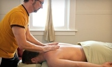 $60 for a One-Hour Massage at Hands of Duane
