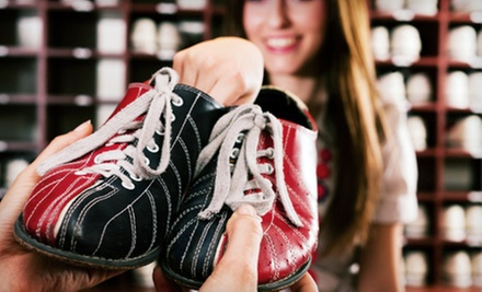 $7 for Three-Games of Bowling with Shoe Rental at Ward Parkway Lanes