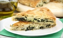 C$15 for C$30 at Karbouzi Greek Taverna