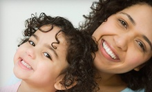 $55 for a Dental Exam and Cleaning at Jeffrey Leibowitz, DDS