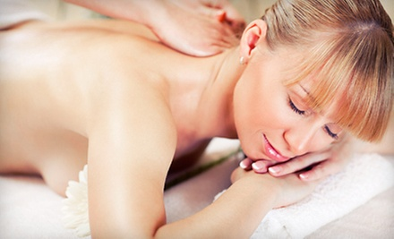 $37 for $75 at Sound Hands Massage