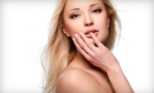 $16 for an Eyebrow Wax and Lip Sugar  at SHADOR