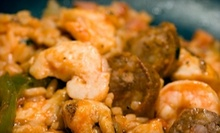 $12 for $25 at Orleans Restaurant