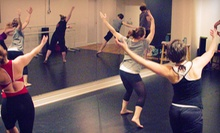 $7 for a Beginning Hip Hop Class at 1 p.m.  at NorthSide Dance Theater