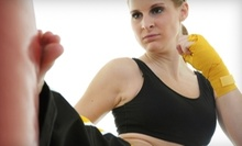$10 for $80 at Keller's Martial Arts