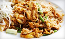 $12 for $20 at Thai Classic Restaurant