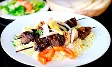 $3 for $6 at Mezza Middle Eastern Cuisine