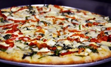 $6 for Two One-Topping Slices and a Drink at D'Amore's Pizza - Tarzana