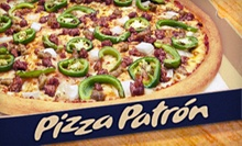 $10 for $20 at Pizza Patrón Houston