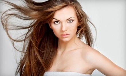 $50 for a Shampoo, Trim, Deep Conditioner and Blowdry at Dayze of Beauty
