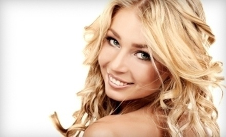 $20 for Eyebrow and Lip Threading at Diva Salon and Spa