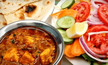 $10 for $20 for Dinner at Bombay Grill Seattle