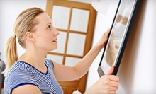 $29 for $100 Worth of Custom Framing at Art & Framing Gallery New York