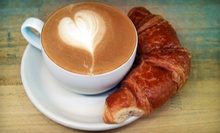 $3 for a Medium Latte &amp; a Pastry  at Sophia's Cafe