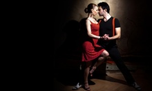 $10 for a Hustle Swing Class at 8:30 p.m. at Ballroom Factory Dance Studio