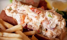 $10 for $20 at Brewster's Seafood Market