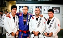 $34 for a 4pm Private Self-Defense / Brazilian Jiu Jitsu Lesson at Gracie Barra Brazilian Jiu Jitsu Mission Viejo