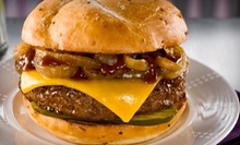 $5 for $7 at Mary's Burger Bistro